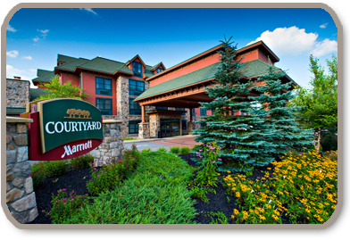 Lake Placid Hotel Courtyeard Marriott